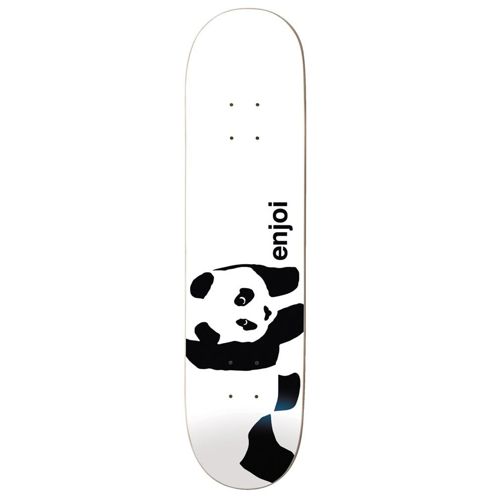Enjoi whitey panda logo wide r7 8.0