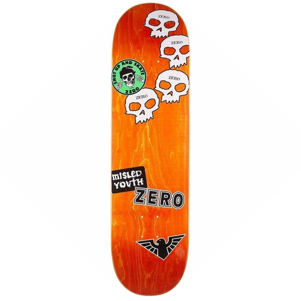 Zero Thomas Sticker Mash Orange 8.25