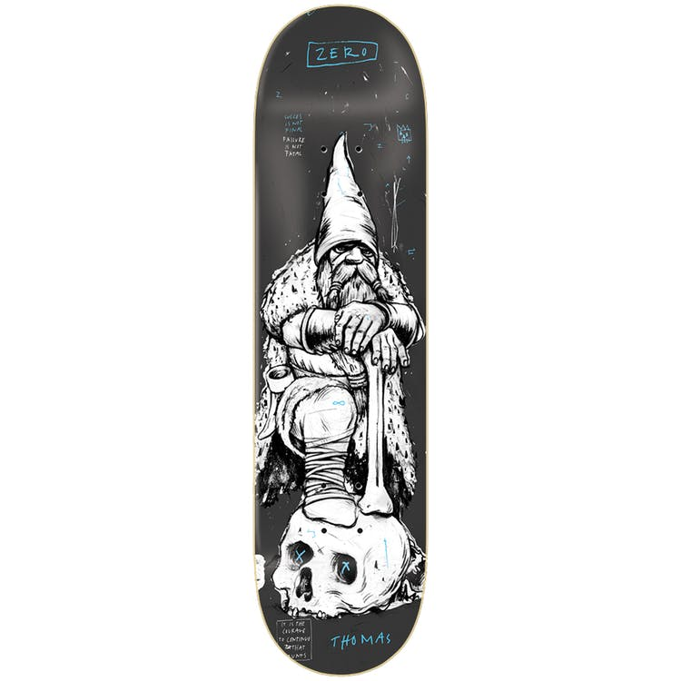 Zero Thomas Gnarly Gnomes Grey/Black 8.25