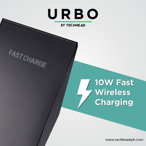 URBO Fast Wireless Charger Techhead