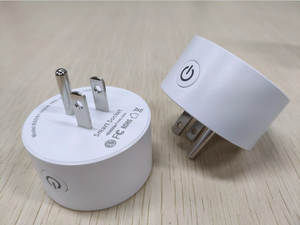 Smart Wi-Fi Socket Plug (New Arrival)