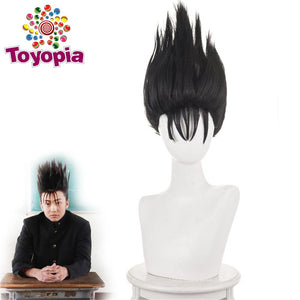 Kyou Kara Ore Wa Cosplay Shinji Ito Wig Mens Black Hair Halloween Fancy Wigs Japanese TV Cosplay Accessories Carnival Costume - Toyopia