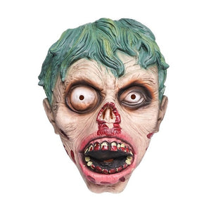 Zombie Mask Horror Masks Latex Bloody Mask For Men - Toyopia