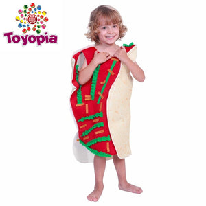 halloweens Child Taco Costume boys cosplay outfits girl fantasia infantil carnival costume for party wear - Toyopia