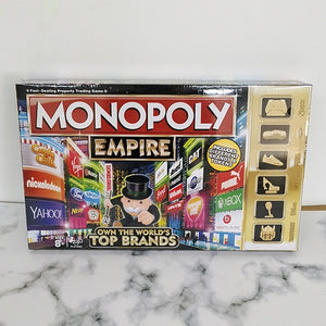 Monopoly Puzzle Card Board Game Casual Battle English Russian Double Version Kids Toy Gift - Toyopia