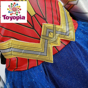 Wonder Woman Costume for Girls - Toyopia