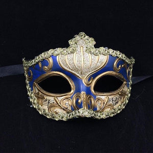 Beauty Masks Fashion Venice Mask Party Toys Movie Theme Props Supply - Toyopia