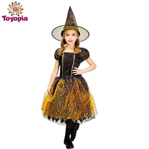 Gold Eleglant  With Hat Costumes - Toyopia