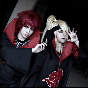 Naruto Cosplay Costume Akatsuki Cloak Hawk/Snake Cosplay Costume - Toyopia