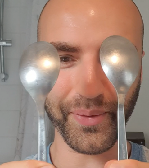 The Spoon Facial!