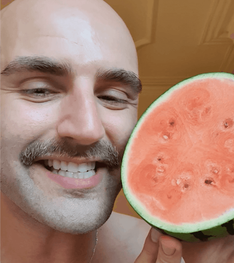 The Watermelon Mask