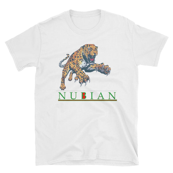 Nubian Short-Sleeve  T-Shirt