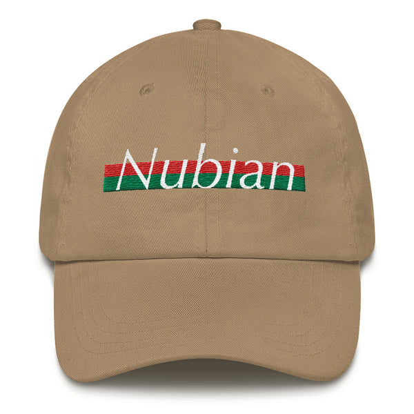 Nubian Dad hat