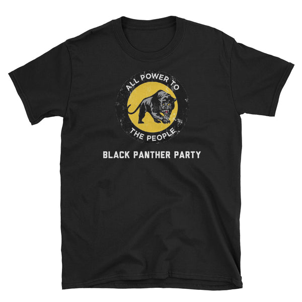 Vintage Black Panther Party Tee