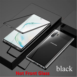 NOWSELLERS™ Magnetic Metal Case For Samsung Galaxy