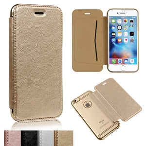 Luxury Wallet Flip Phone Case For iPhone 11 XR XS Max 5 5S SE 6 6S 7 8 Plus - Now Sellers