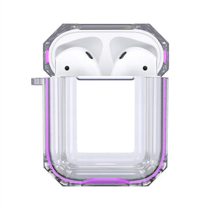Clear Transparent Soft Silicone Protection Cover for AirPods 2