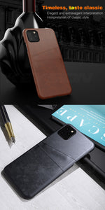 Luxury Wallet Card Slots For iPhone 11 Pro Max iPhone 11 Pro - Now Sellers