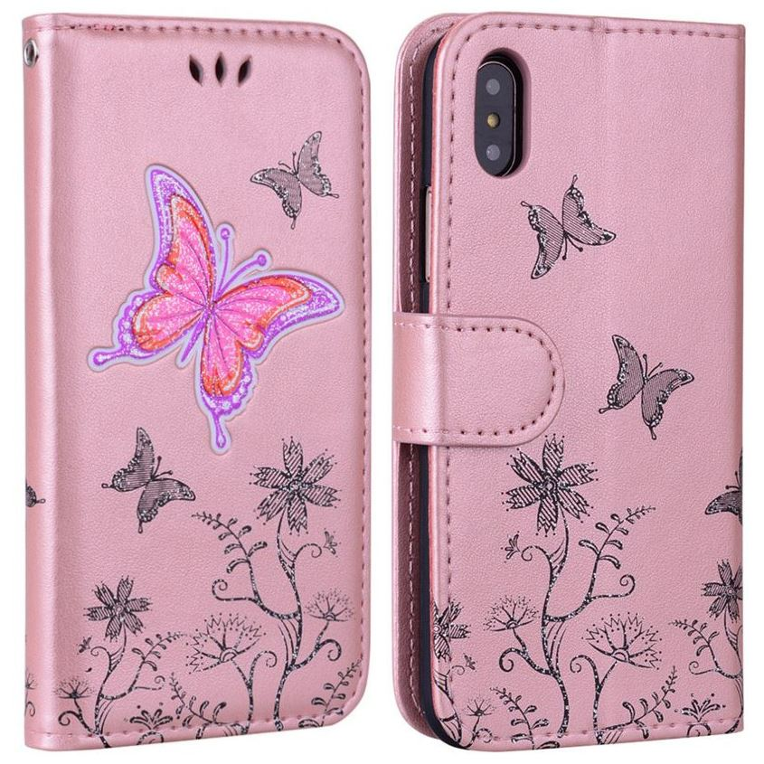 Luxury Flip Case For iPhone X XS Max 2019 XR iPhone 6 6S 7 8 Plus 5 5S - Now Sellers