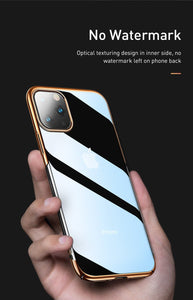 Luxury Plating Case For iPhone 11 iPhone XI XIR XS MAX 2020 - Now Sellers