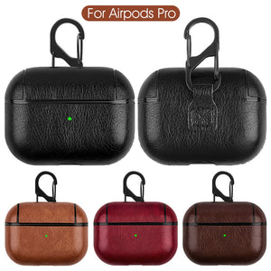 Luxury Leather Bag Wireless Earphone Caes For Apple AirPods Pro 2020 - Now Sellers