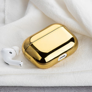 Electroplate Protective Earphone Case For Air Pod Pro 2020 - Now Sellers