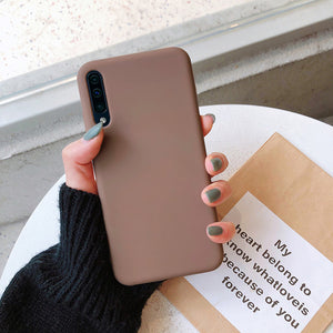 case for samsung galaxy a50 a70 a40 s8 s10e s9 plus a10 a30 a20 m10 note 9 10 8 a7 a8 2018 a71 a51 s7 edge - Now Sellers