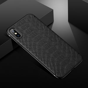 Crocodile Texture leather Case With Magnetic for iphone X XS XR XS Max Funda Capa for iphone 6 7 8 Plus Protect Cover - Now Sellers