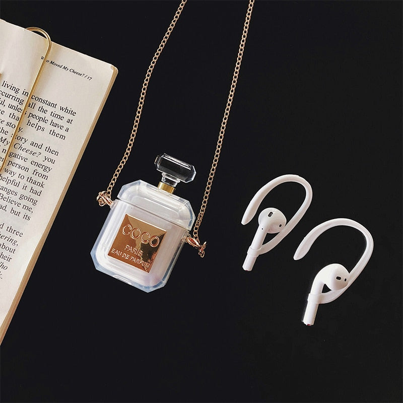 Perfume Bottle Cover for Apple AirPods - Now Sellers