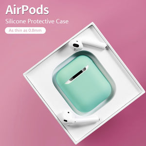 Original Silicone Case For Apple Air pods 2 - Now Sellers