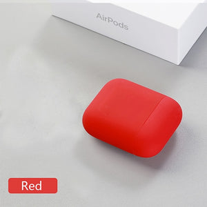 Original Silicone Case For Apple Air pods 2
