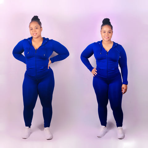Royal Blue Active Set
