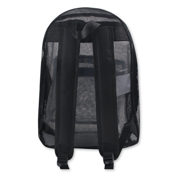 Wholesale Trailmaker 17 Inch Mesh Backpack - 3 Color Assortment