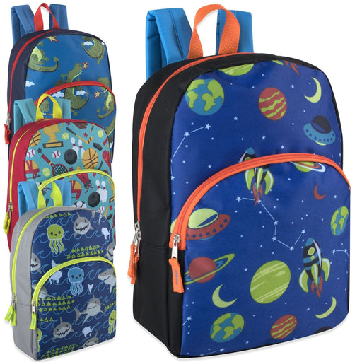 wholesale character backpack in assorted designs