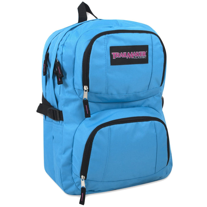 wholesale backpack in blue