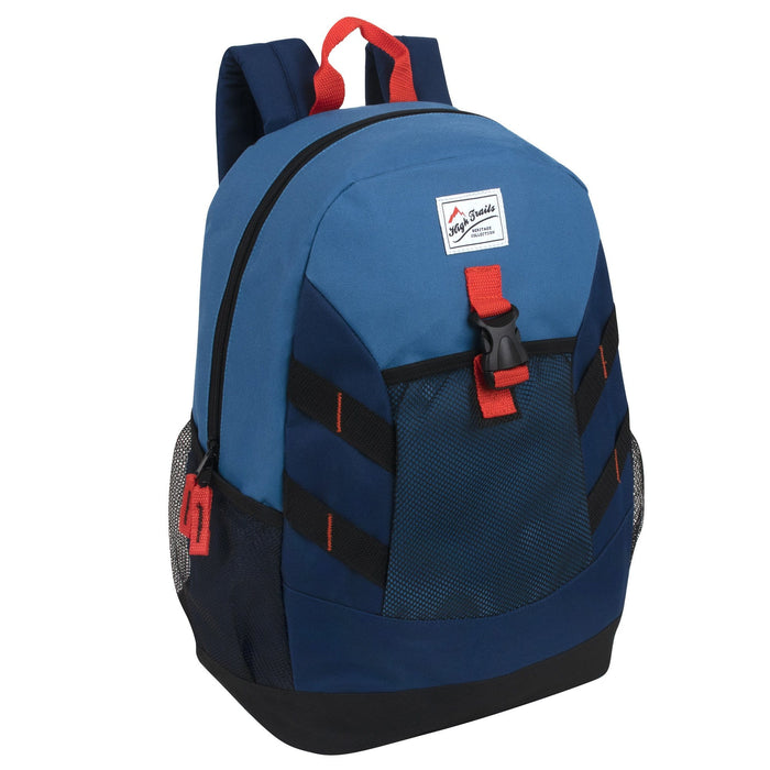 Wholesale multi-colored backpack