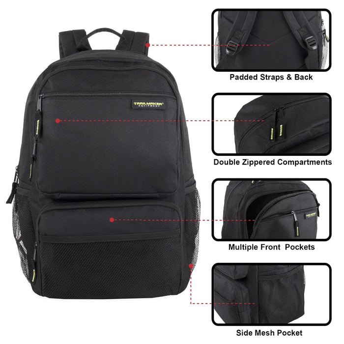 Wholesale Trailmaker 19 Inch Renegade Backpack