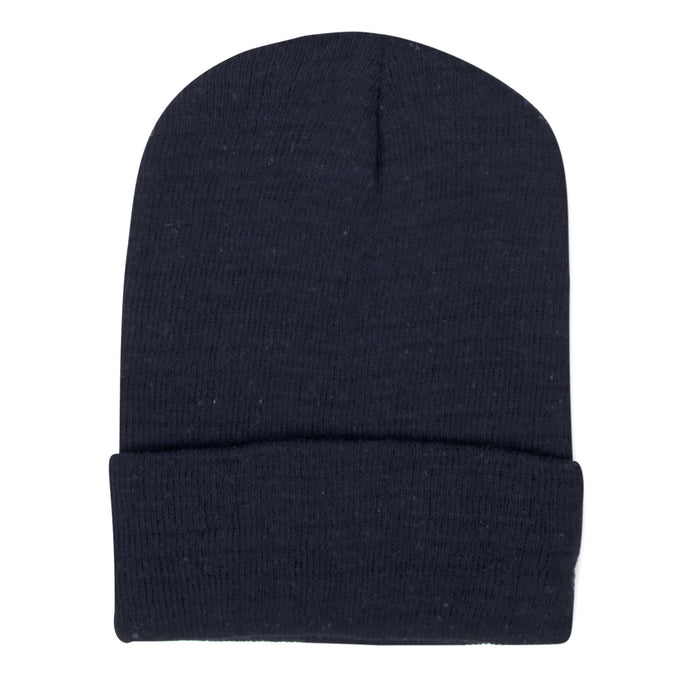 Wholesale Adult Knit Hat Beanie – 5 Assorted Colors