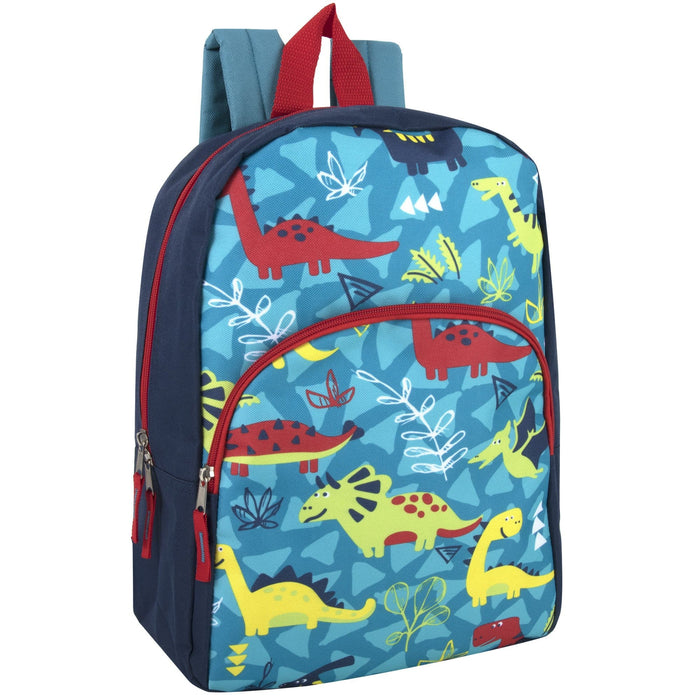 Wholesale 15 Inch Character Backpacks - Girls & Boys Assortment