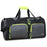 wholesale multi pocket duffel bag in color black