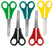 Wholesale 5 Inch Scissor Blunt Tip - Assorted Colors