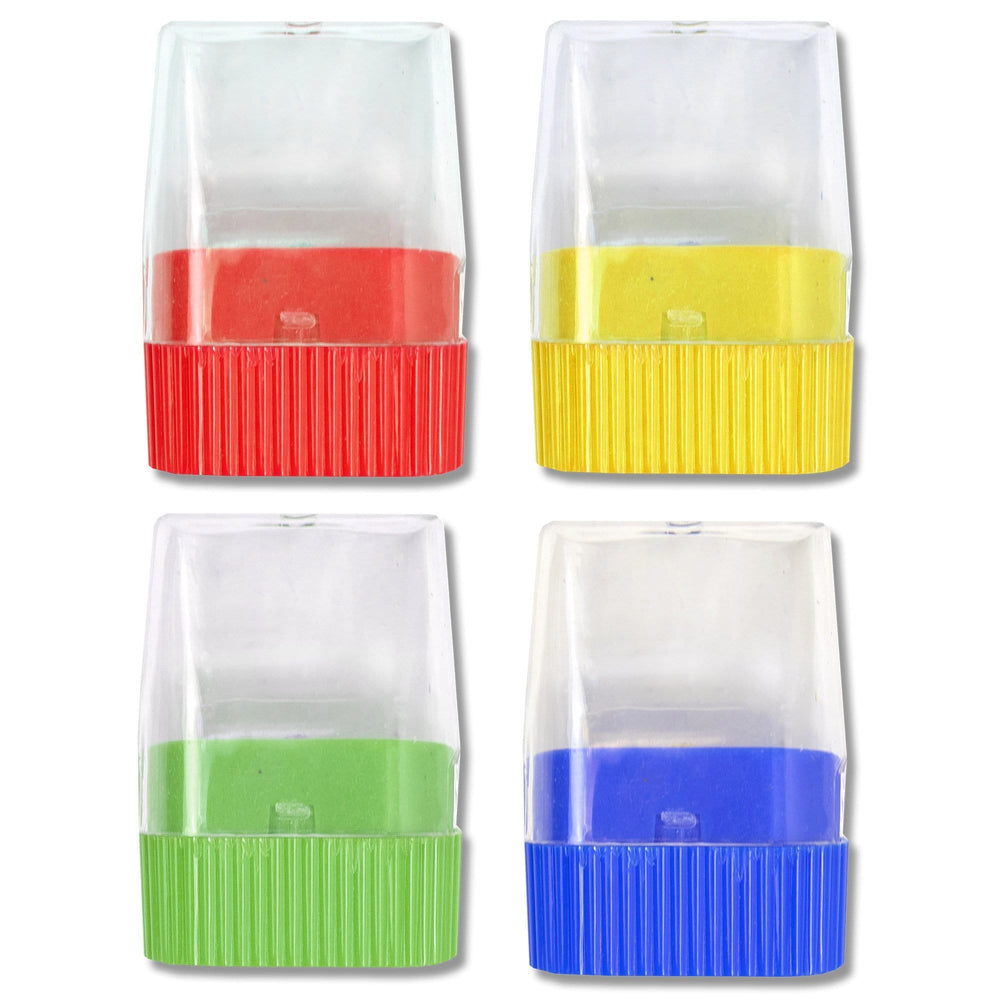 Wholesale pencil sharpener in assorted colors