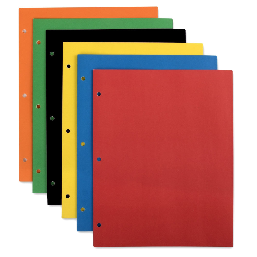 Wholesale Two Pocket Folders - 96 Pack