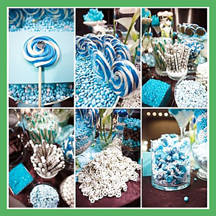 CANDY BUFFET - DIY LOLLY BUFFET