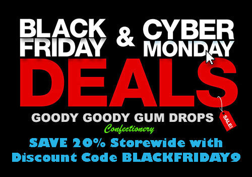 Black Friday - Cyber Monday SAVE 20%
