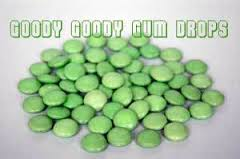 Goody Goody Gumdrops - Green lollies