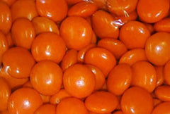 Goody Goody Gumdrops - Orange lollies