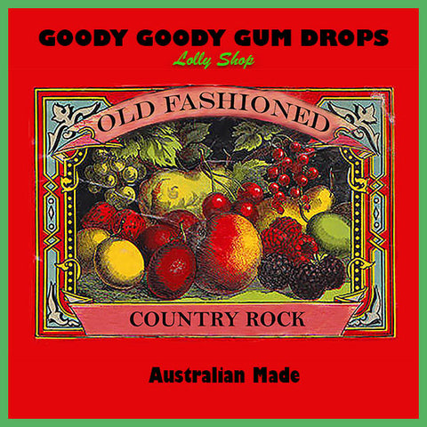 Country Rock | Goody Goody Gum Drops lolly Shop