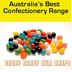 Goody Goody Gum Drops - Jelly beans