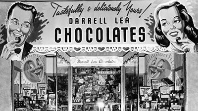 Goody Goody Gum Drops - Darrell Lea products